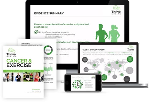 Thrive Certification course materials